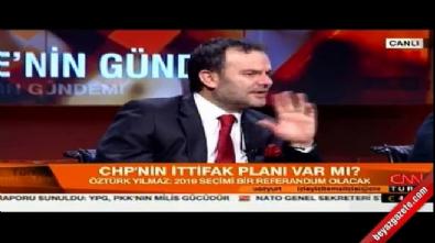 devlet bahceli - CHP'li Öztürk Yılmaz'dan Bahçeli'ye çirkin sözler