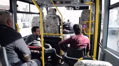 Doğubayazıt Belediyesi toplu ulaşımda engelleri kaldırdı - AĞRI