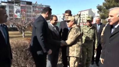 Jandarma Genel Komutanı Orgeneral Çetin, Van'da