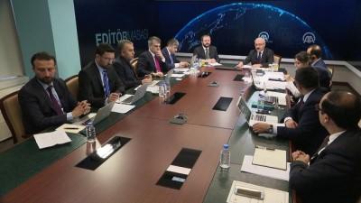 Kalkınma Bakanı Elvan: 'Önümüzdeki hafta, 11. Kalkınma Planı'nın lansmanını yapacağız' - ANKARA