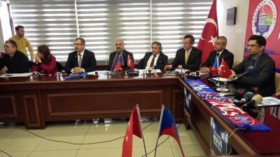 Kardemir Karabükspor'a yardım kampanyası - KARABÜK