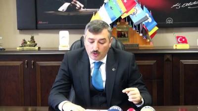 Manisa Cumhuriyet Başsavcısı Çiçekli, basın mensupları ile bir araya geldi - MANİSA