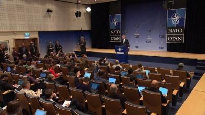 NATO'dan Ege'de itidal çağrısı - BRÜKSEL