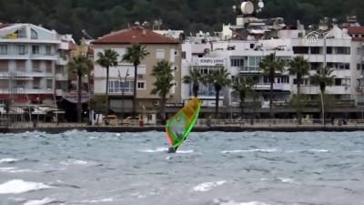 Sörf keyfi - MUĞLA