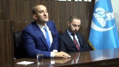 """Ülkü Ocakları Başkanı Kılavuz: """"Şehadet şerbeti içmeye hazırız"""""""