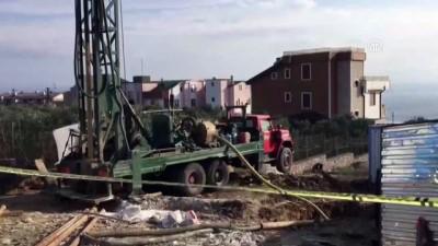 Vücuduna çelik halat dolanan işçi öldü - KOCAELİ