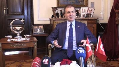 AB Bakanı Çelik: 'Avrupa'nın güvenliğinin merkezinde Türkiye yer almaktadır' - SOFYA