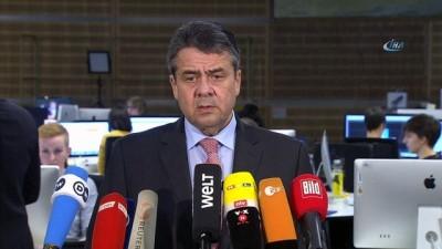- Almanya Dışişleri Bakanı Gabriel'den Deniz Yücel açıklaması - 'Deniz Yücel'in serbest bırakılmasıyla ilgili Türkiye ile herhangi bir antlaşma yapılmadı'