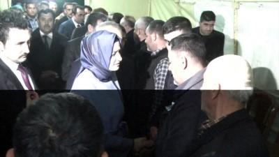 Bakan Kaya, Büşra Boyacı'nın ailesine taziye ziyaretinde bulundu - HATAY