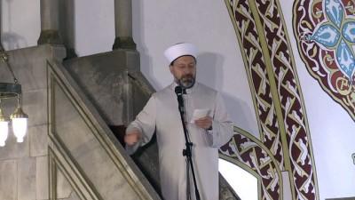 """Erbaş: """"Allah'ın dinini en doğru kaynaktan öğrenip, en güzel şekilde yaşamakta bir cihattır"""" - HATAY"""