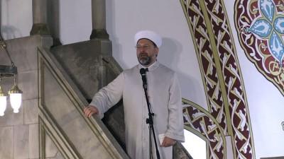 """Erbaş: """"Kur'an ve Sünnete göre cihat; Allah yolunda harcanan emeklerin, hak uğrunda verilen mücadelenin adıdır"""" - HATAY"""