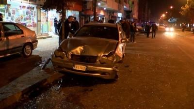 Ordu'da 6 araç birbirine girdi: 1 yaralı