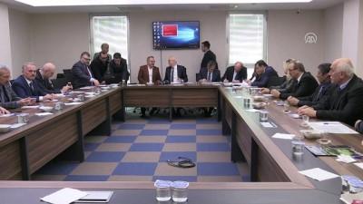 Ordu'da 'İZDES' projesi toplantısı