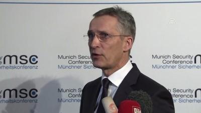 Stoltenberg: 'ABD ve Türkiye arasında gerçekleştirilen üst düzey görüşmeleri olumlu karşılıyorum' - MÜNİH