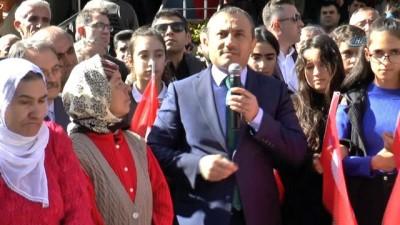 Tunceli'de Afrin şehitleri için niyaz dağıtıldı