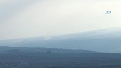 Uçaklar Şeyh Horoz Bölgesindeki terör hedeflerini vuruyor