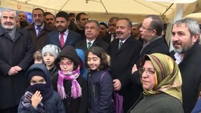 Üsküdar'daki Şemsi Sivasi Camisi ibadete açıldı - İSTANBUL