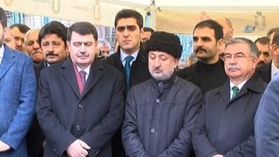 Üsküdar Şemsi Sivasi Mescidi törenle ibadete açıldı