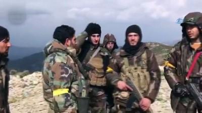 - Zeytin Dalı Harekatı'nın 28. Gününde İki Köy Daha Pkk/pyd'den Kurtarıldı
