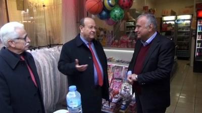 Ak Parti Milletvekili Savaş, Esnaf Sanatkarlar Kredi ve Kefalet Kooperatifi'ni ziyaret etti