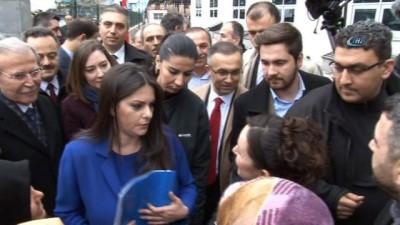 """Bakan Jülide Sarıeroğlu: """"Taşeronda biz bir çılgınlık yaptık"""""""