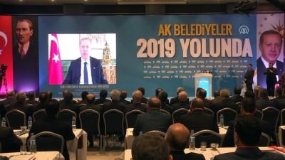 Bakan Özhaseki: 'FETÖ'yü temizleyecek AK Parti'den başka bir kurum yoktu' - TOKAT
