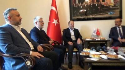 """Başbakan Yardımcısı Akdağ: """"Afrin harekâtı devam edecek"""""""