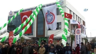 Başbakan Yardımcısı Çavuşoğlu, Bal-Göç'ün yeni binasını açtı
