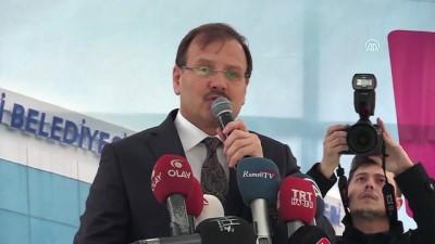 Başbakan Yardımcısı Çavuşoğlu: 'Son 10 yıldaki en büyük 10 projenin 5'i Türkiye'de' - BURSA