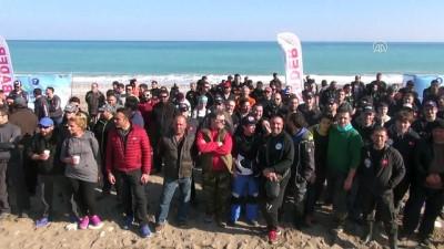 Batı Akdeniz Surf Casting yarışması - ANTALYA