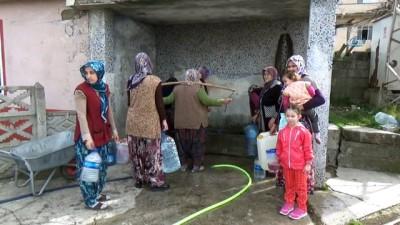 Bin haneli köy, ödenmeyen elektrik faturası nedeniyle 2.5 yıldır susuz yaşıyor