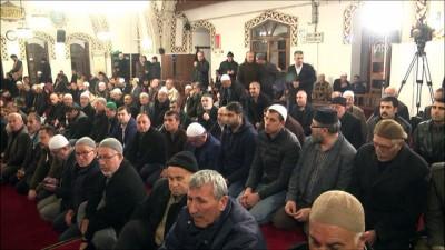 Diyanet İşleri Başkanı Erbaş, Hatay'da sabah namazını kıldırdı (3)