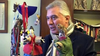 Dünya kuklacıları İzmir'de buluşacak