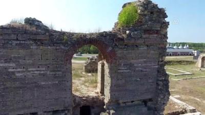 Edirne Sarayı koruma altına alınacak - EDİRNE