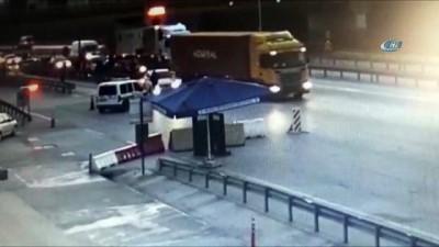 Kahramanmaraş'ta küfür cinayeti... Cinayet zanlısı otobanda düzenlenen operasyonla yakalandı