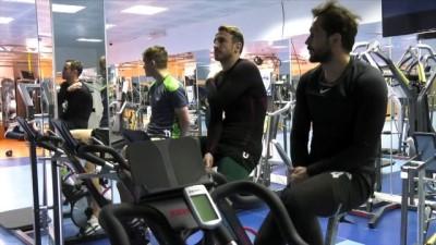 Konyaspor, Akhisarspor maçı hazırlıklarına başladı - KONYA