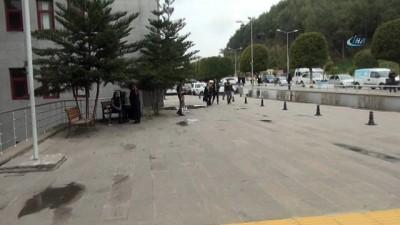 Manavgat'ta işyeri yakan cezaevi firarisi yakalandı
