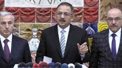 Özhaseki: ''Kayseri'den başlayıp Antalya'ya uzanan hızlı tren hattı 562 kilometre'' - KAYSERİ