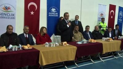Şehit yakınları ve gazilerden Mehmetçiğe destek - HATAY
