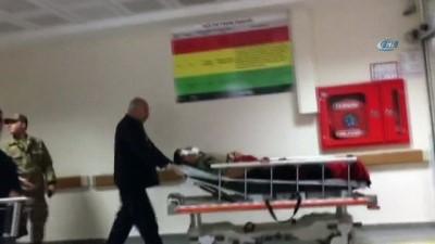 Teröristlerden Kalatepe Karakolu'na havanlı saldırı: 5' ÖSO askeri ve 2 Türk askeri yaralandı