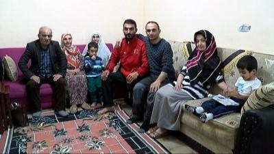 """Afrin Gazisi Erzincanlı Selim Karabina; """"Türkiye'ye karşı yapılan bütün tehditlerin karşısında dimdik duracağız"""""""