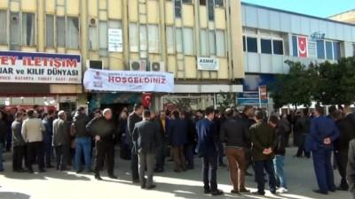 Bakan Çelik: 'Sınırımızda asla bir terör devletine izin vermeyiz'