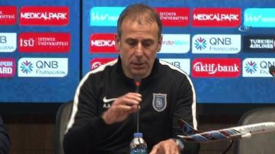Başakşehir Trabzon'da 3 puanı tek golle aldı