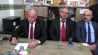 maneviyat - BBP Genel Başkan Yardımcısı Yanar: 'Menbiç'i ve oradaki terör örgütlerini CENTCOM yönetiyor' - NİĞDE