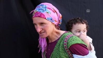 Dik yamaçların çalışkan kadınları - TRABZON