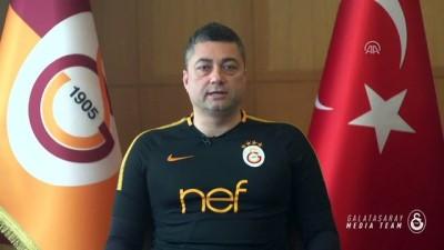 Galatasaray'dan Mehmetçik'e destek mesajı - İSTANBUL