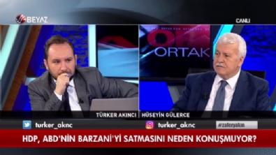 Gülerce: Barzani'nin başına ne geldiyse PKK'nın, HDP'nin başına o gelecek!