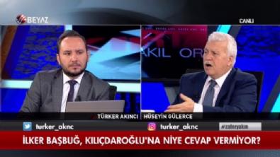kemal kilicdaroglu - İlker Başbuğ, Kılıçdaroğlu'na niye cevap vermiyor?