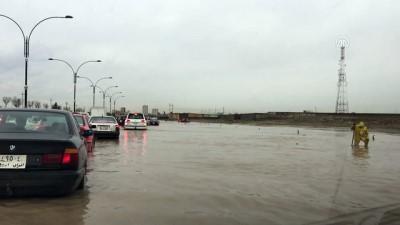 Irak'ta şiddetli yağış (2) - ERBİL