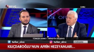 Afrin Operasyonu - Kılıçdaroğlu'nun Afrin hezeyanları!